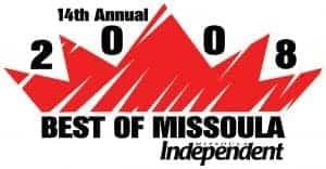 Best of Missoula logo, 2008