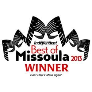 Best of Missoula logo, 2013