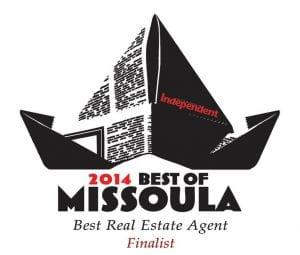 Best of Missoula logo, 2014